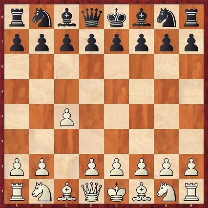 In 1843 in a match, which was unofficially considered a world championship, the English master Howard Staunton (1810–1874) played 1.c4 against French player Pierre Saint-Amant (1800–1872). Since then this move has been known as the English Opening.
