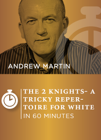 The Two Knights - A tricky repertoire for white