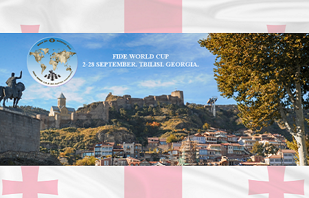 FIDE World Cup 2017 Tbilisi