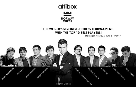 Altibox Norway Chess 2017