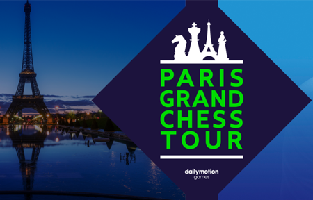 Grand Chess Tour Paris 2018