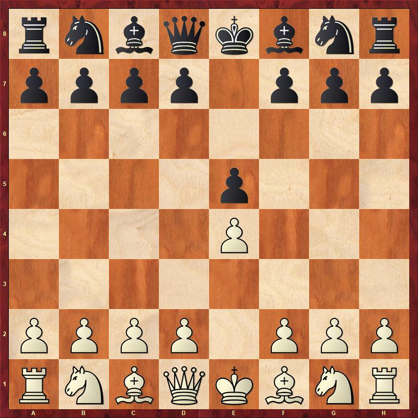 After 1.e4 e5 we have the so-called Open Games. Sublines: Ruy Lopez, Italian Game, Two Knights, Four Knights, Scotch, Petroff Defence, Vienna Game, Philidor Defence, King's Gambi