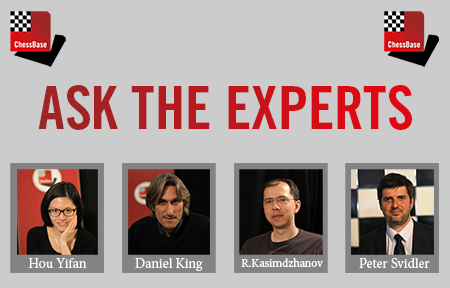 Training Ask the Experts